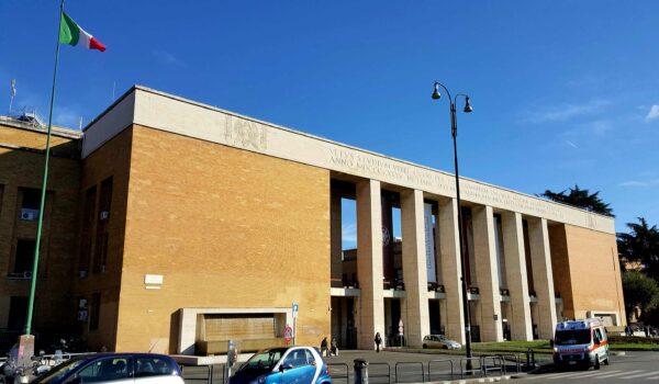 جامعة سابينزا فى روما