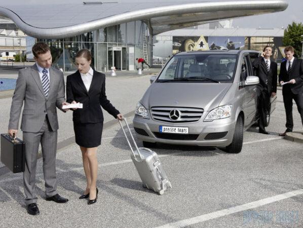 خدمة الإستقبال والتوصيل من وإلى المطار