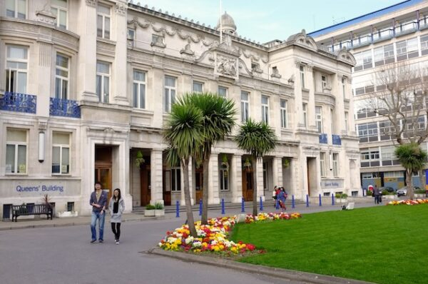كوينز مارى بجامعة لندن