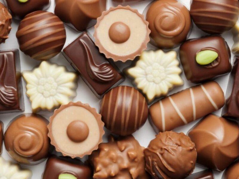 أفضل أنواع الشوكولاتة السويسرية