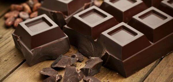 الشيكولاته الخام