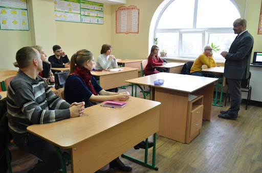 العمل كمدرس لغات أجنبية فى أوكرانيا