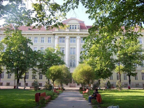 جامعة تيمشوارا فيكتور بابيش