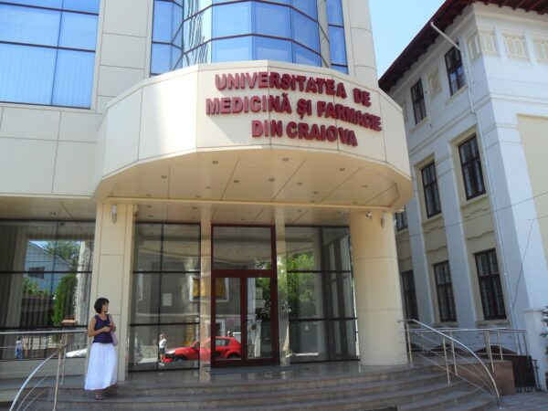 جامعة كرايوفا