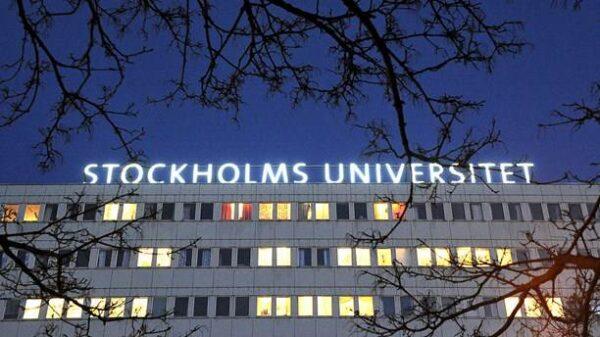 جامعة ستوكهولم