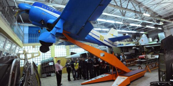 التدريس فى معهد موسكو للطيران