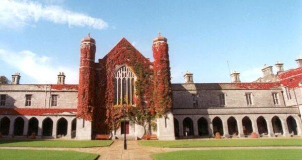 الجامعة الوطنية لايرلندا جالوى
