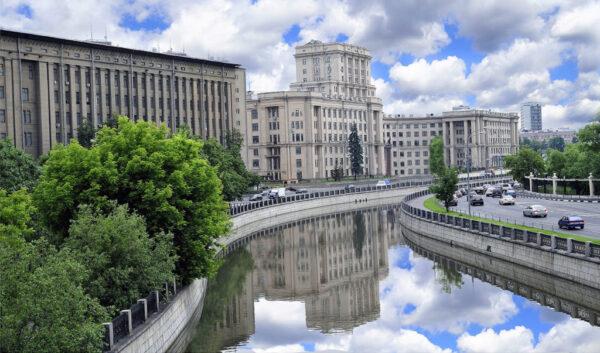 جامعة موسكو التقنية