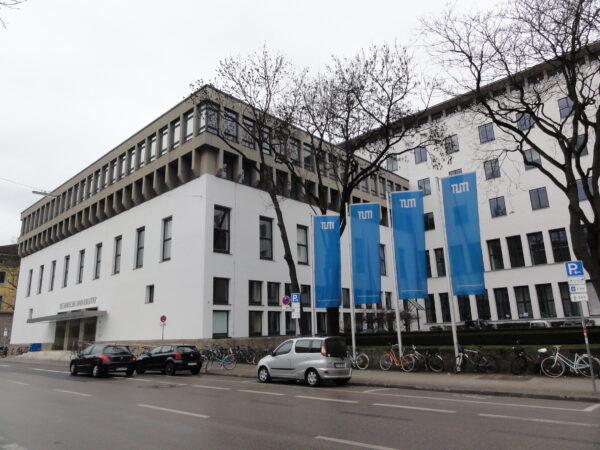 جامعة ميونخ التقنية فى ألمانيا