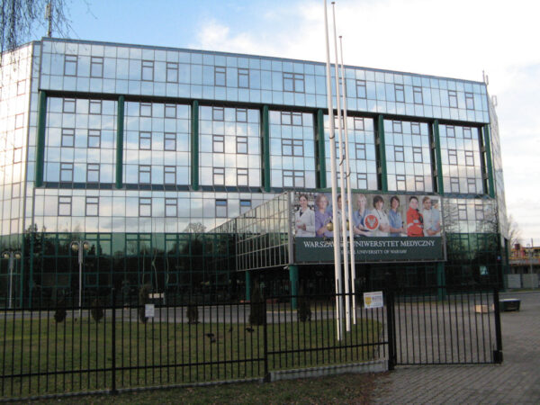 جامعة وارسوالطبية