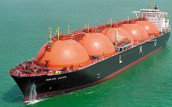 استيراد النفط من أسبانيا
