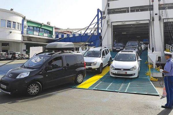 استيراد سيارات من اليونان
