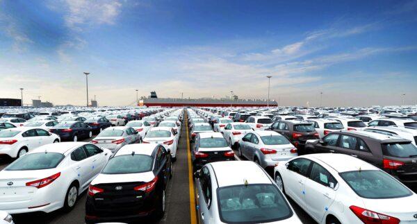 تكاليف شحن السياارت الأوروبية من الخارج
