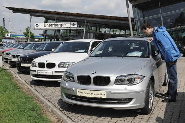 سوق السيارات المستعملة في المانيا