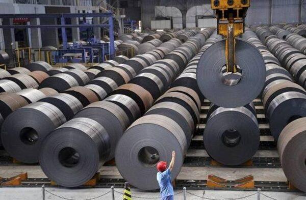 استيراد الحديد الصلب