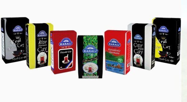 أنواع الشاي التركي