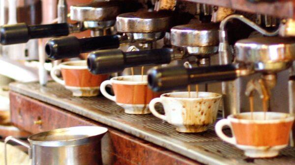 أنواع القهوة الإيطالية