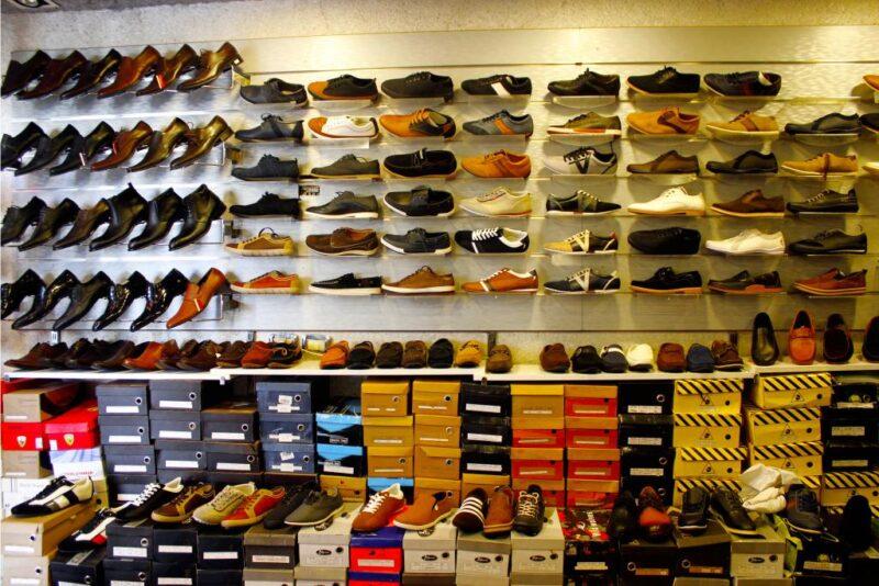 استيراد احذية من ايطاليا