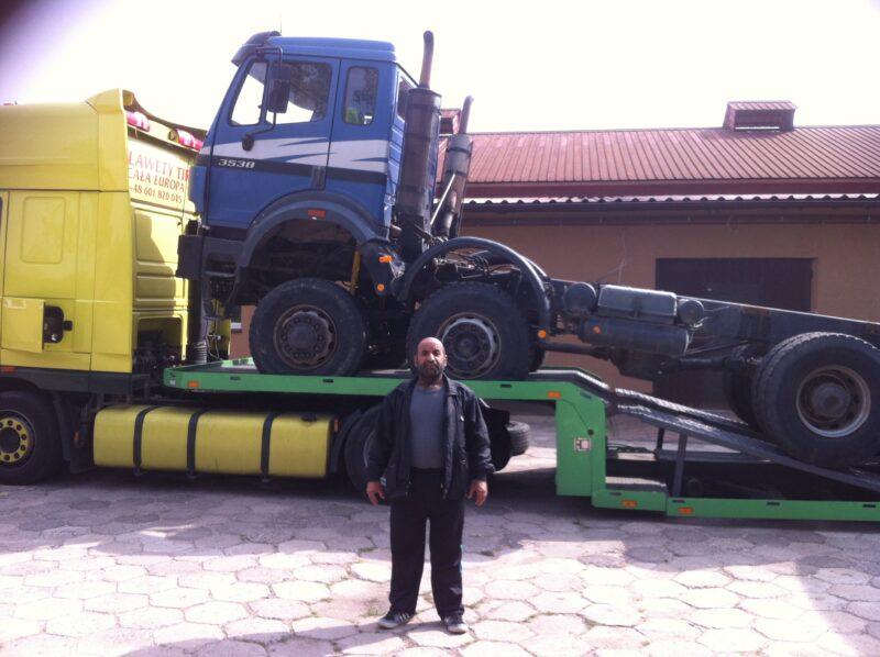 استيراد شاحنات من ايطاليا