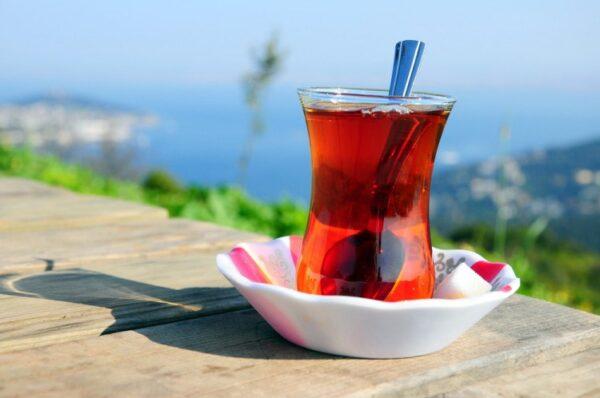 استيراد شاي من تركيا؟