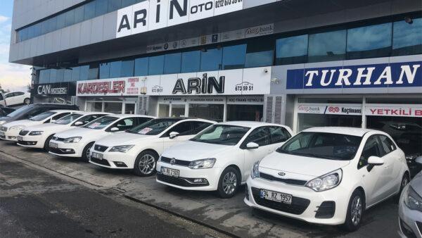 شراء سيارة في تركيا للسوريين