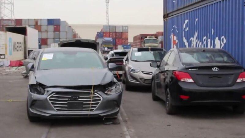 شراء سيارة من المانيا وشحنها للسعودية
