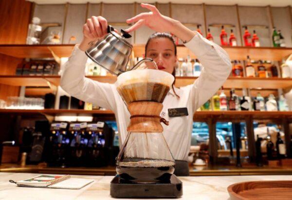 شركات استيراد قهوة من ايطاليا