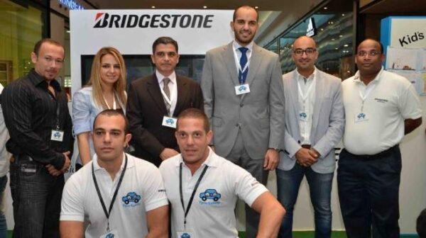شركة bridgestone
