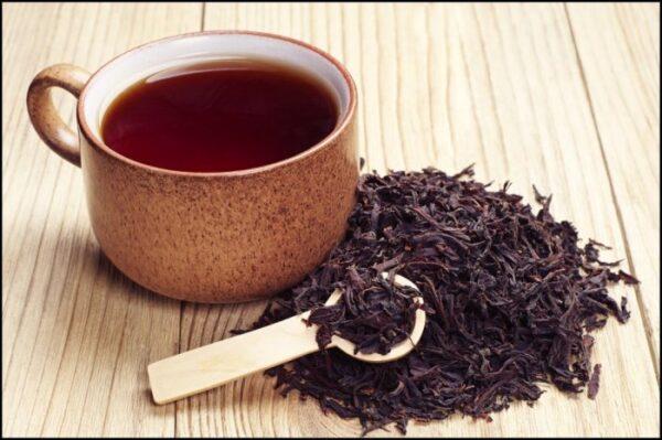 فوائد الشاي الاسود التركي .