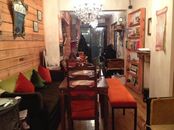 كافيهVelvet Cafe, Galata
