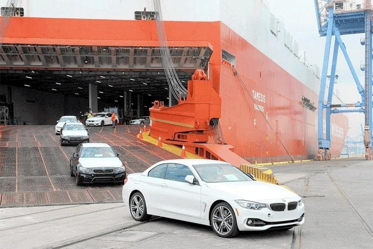 كيفية استيراد سيارات مستعملة للبيع فى ايطاليا ميلانو