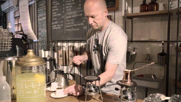 مقهىKronotrop Coffee Bar