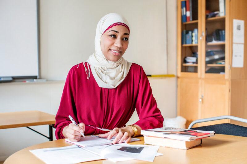 الدراسة في السويد للسعوديين
