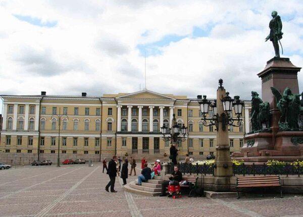 تكاليف الدراسة فى جامعة هلسنكى