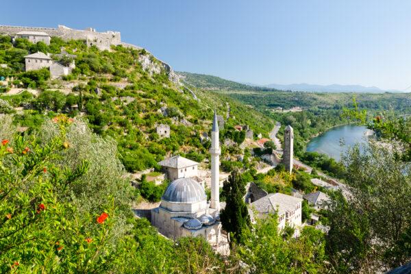 أجمل الاماكن السياحية فى البوسنة