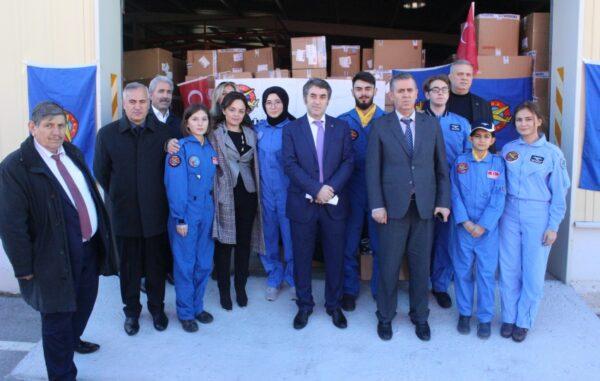 تخصصات دراسة الطيران في تركيا