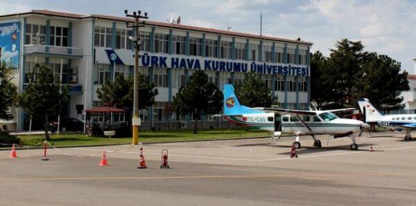 جامعة المؤسسية التركية للطيران