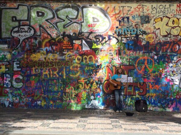 جدار لينون