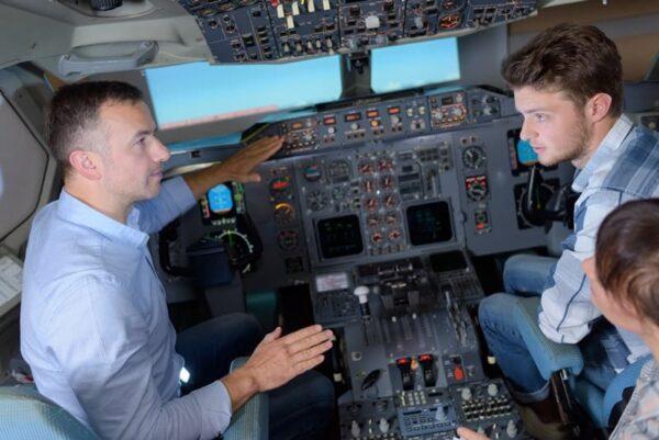 شروط دراسة الطيران في المانيا