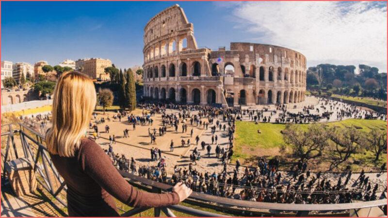 كم تكلفة السفر الى ايطاليا؟