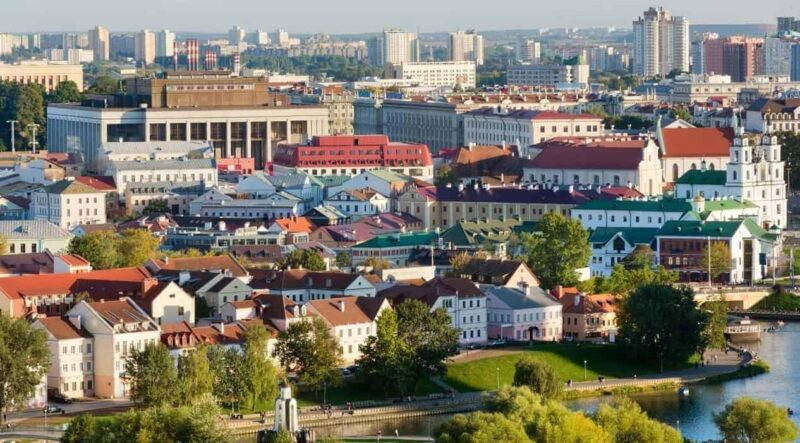 كم تكلفة السفر الى بيلاروسيا؟