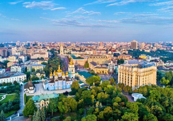 مدينة كييفعاصمة أوكرانيا