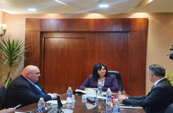 التعاون السياحى المشترك بين مصر و البوسنة