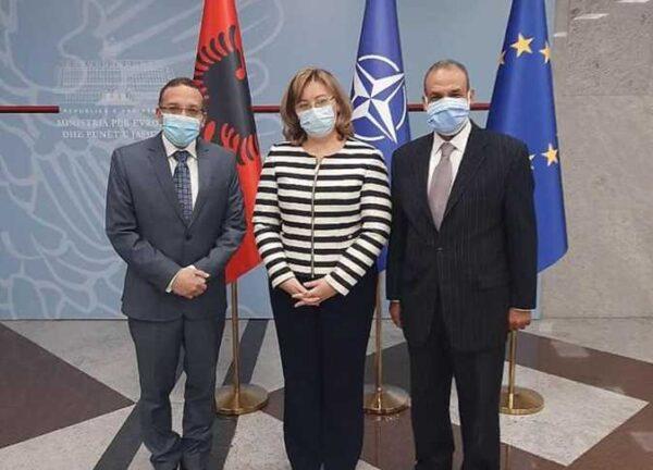العلاقات الاقتصادية بين مصر و ألبانيا