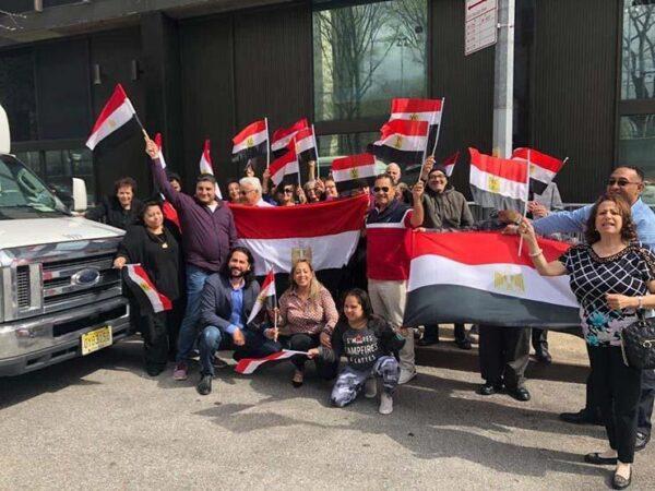 المصريين في النمسا