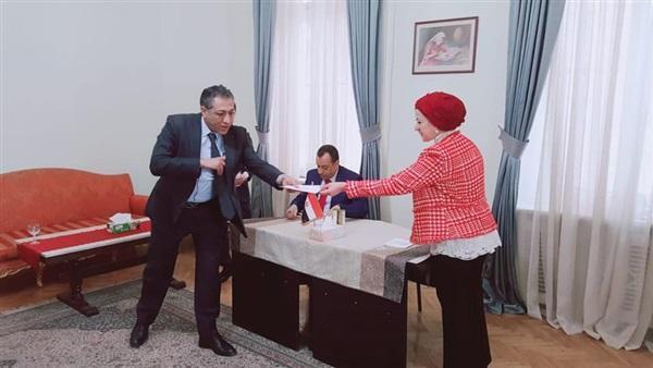 المصريين في بلغاريا