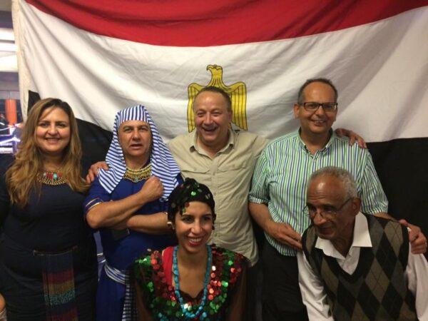 المصريين في بولندا
