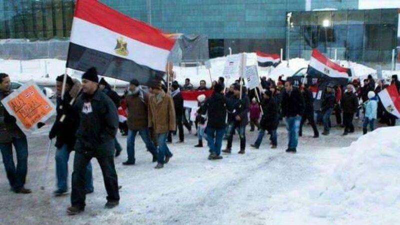 المصريين في فنلندا