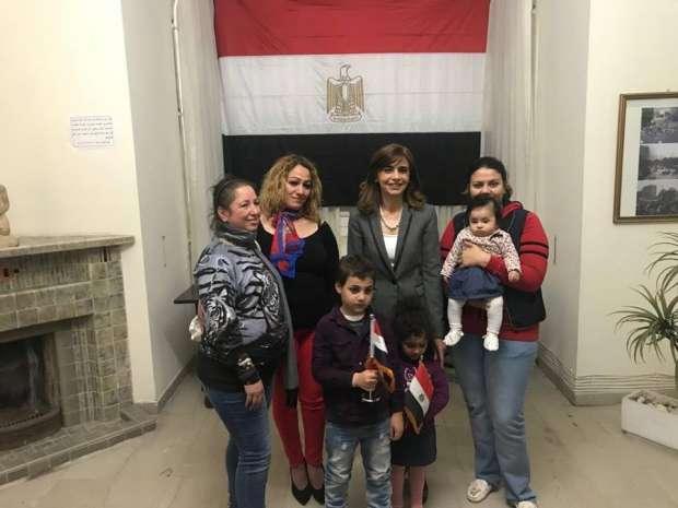 المصريين في مالطا