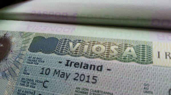 تأشيرة أيرلندا للمصريين